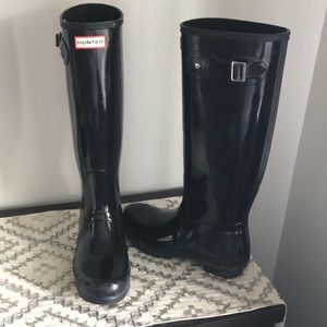 Hunter Shoes - Hunter Rain Boots!